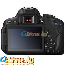 3pcs LCD Clear Screen Protector Guard For Canon EOS 700D 650D DSLR Camera