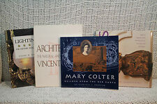 LOT 6 ARCHITECTURE MARY COLTER BUILDER LIGHTING FOR HISTORIC BUILDINGS SALVAGE &
