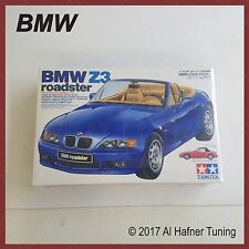 TAMIYA BMW Z3 Roadster 1/24 Scale Model Car Kit (1996)