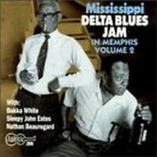 Various Artists, Mis - Mississippi Delta Blues Jam Memphis 2 / Various [New CD]