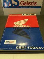 Honda CBR 1100 XX 1996 Werkstatthandbuch Reparaturanleitung Handbuch