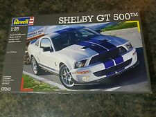 Revell 1/25 Shelby GT 500 Mustang Great Condition Rare