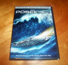 POSEIDON 2 DISC Kurt Russel Josh Lucas History Channel Rogue Waves 2 DVD SET NEW