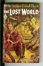 THE LOST WORLD by Doyle rare Canada Harlequin #238 sci-fi horror pulp vintage pb