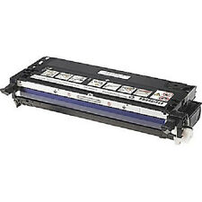 Black Toner for Dell 3110cn / 3115cn Color Laser Printers PF030 8,000 Page Yield