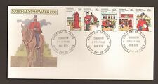 First Day Of Issue Cover - NATIONAL STAMP WEEK 1980 (1980) (Mint)