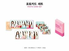 TWICE 1ST TOUR TWICELAND OFFICIAL GOODS PHOTOCARD PHOTO CARD SET NEW