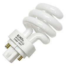EIKO SP13/27-4P 13W 120V E26 2700K 4-Pin Spiral CFL Lamp