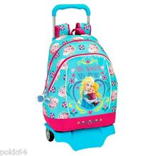 La Reine des neiges cartable à roulettes Nordic L sac à dos 42 cm trolley 15898