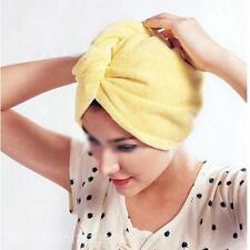 10*STK Sauna Baden Duschen Tücher Haar Schnell Trocken Tuch Handtuch Trockner