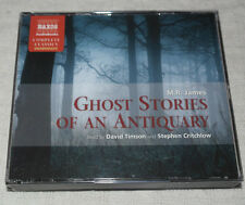 CD Audiobook Ghost Stories of an Antiquary by M. R. James (CD-Audio, 2010)