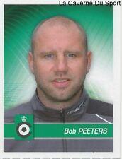 047 ENTRAINEUR BOB PEETERS BELGIQUE CERCLE BRUGES STICKER FOOTBALL 2012 PANINI