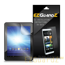 "2X EZguardz Clear Screen Protector Shield Skin 2X For Nextbook 8"" Tablet"