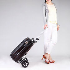 Neptune Travel Smart Compact Folding Heavy-Duty Multi-Use Luggage Cart New-LC01