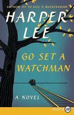 Go Set a Watchman LP: A Novel-ExLibrary
