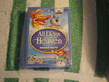 All Dogs Go To Heaven - The Series Doggie Tales (DVD, 2012) 2 DVD's in MasterNEW