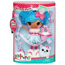 Lalaloopsy Super Silly Party Doll Mittens Fluff N Stuff 2015 LIMITED EDITION NEW