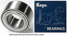 1992-2005 HONDA Civic Front Wheel Hub Bearing (4-WHEEL ABS) (OEM) KOYO