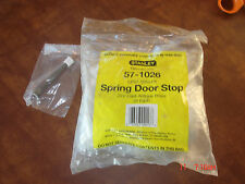 New Stanley Spring Door Stops 57-1026 Zinc cast antique brass 20 per bag