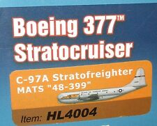 HM Hobby Master 1:200 Stratocruiser C-97A Stratofreighter MATS 48-399 - HL4004