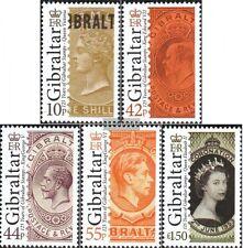 Gibraltar 1425-1429 (kompl.Ausg.) postfrisch 2011 Briefmarken von Gibraltar