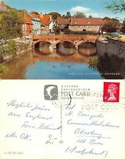 England - Abingdon - Abbey Mill and Stream (A-L 286)