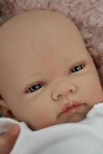 SWEET REBORN CELIA ~ BALD BABY GIRL ~ FULL LIMBS ~ ABC DOLL
