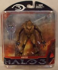 Halo 3 Video Game Campaign Series 2 - Arbiter Gold Energy Sword McFarlane (MOC)
