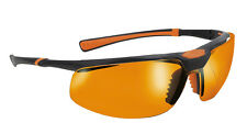 Univet 5X3 High Technology Safety Glasses With Orange Cycle Lens (5X3.03.33.04)