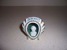 VINTAGE BONE CHINA SCHUBERT COMPOSER in SEASHELL SHRINE