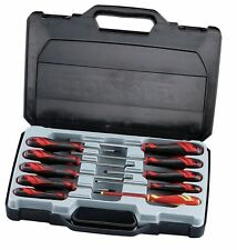 Teng Tools SUPER SALE! 10 Piece Mega Drive Mixed Screwdriver Set & Case