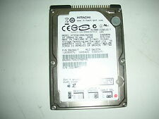"Hitachi Travelstar 40gb HTS541040G9AT00 320 0A21010 01 2,5"" IDE"