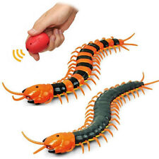 NEW Kid Infrared RC Remote Control Centipede Scolopendra Creepy-crawly Toy 2951