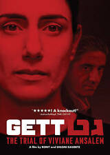 Gett: The Trial of Viviane Amsalem 2015 by SOUTHPORT MUSIC BOX CORP - Ex-library