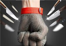 Arm Hand Sleeve Kevlar Gloves Proof Protect Safety Mesh Butcher Anti cutting Cut