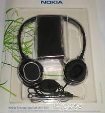 Véritable Nokia WH-500 WH500 écouteurs stéréo pour 5800 5230 5228 N95 N97 N8 boxed
