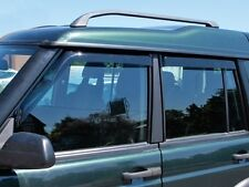Discovery 2 Wind Deflector Kit (front and rear) - DA6071