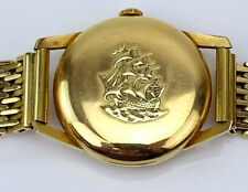 RARE  LONGINES  FLAGSHIP 18K SOLID GOLD WRISTWATCH 83.3 GRAMS