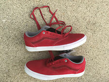Vans off the wall skate skateboard shoes New in Box 10 Size