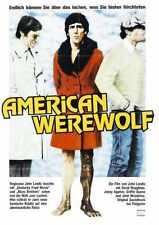 American loup-garou de Londres Poster 05 A4 10x8 photo print