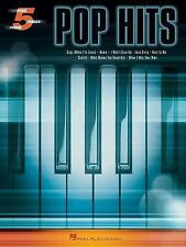 Pop Hits for Five-Finger Piano (2013, Paperback)