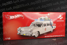 HOT WHEELS 1959 Cadillac GHOSTBUSTERS ECTO-1 1/18 Diecast Model