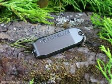 TRUE UTILITY LIFELITE RECHARGEABLE 30 LUMENS EDC KEYRING FLASHLIGHT SURVIVAL