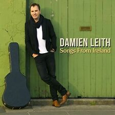 DAMIEN LEITH Songs From Ireland CD BRAND NEW