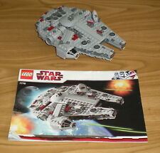 Lego star wars set 7778-midi millennium falcon