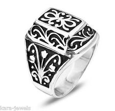 925 STERLING SILVER KURTLAR VADISI POLAT ALEMDAR RING - OFFICIAL FAN ARTICLE