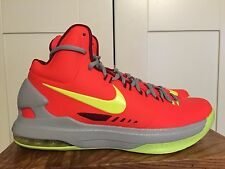 NIKE KD V DMV SIZE 9.5 NEW IN BOX 554988 610 BASKETBALL MARYLAND KEVIN DURANT