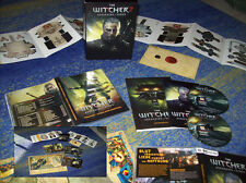 The witcher 2-des assassins of Kings (premium edition) pc énorme pièce de collection