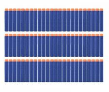 100PCS 7.2cm Refill Bullet Darts for Nerf N-strike Elite Series Blasters Toy gun