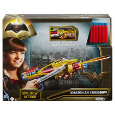 DC Comics Batman V Superman Dawn Of Justice Boomco Amazonian Crossbow NEW DRH07